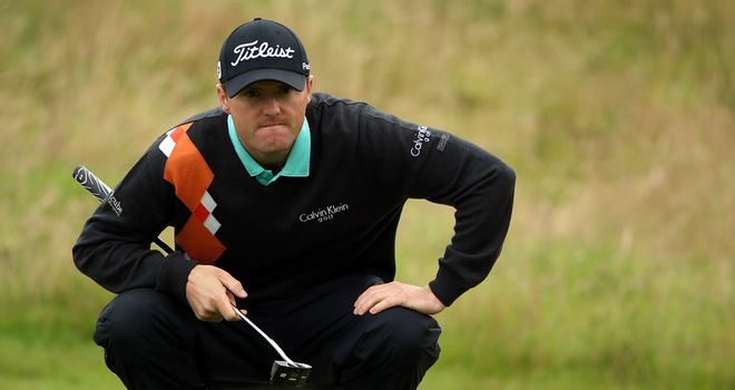 Michael Hoey: Out to defend his Dunhill Links title