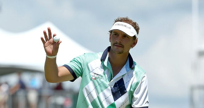 Joost Luiten: Sloppy end to his first round cost him four strokes