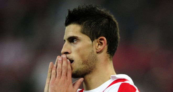 Kevin Mirallas: Favours a move to Everton ahead of Arsenal