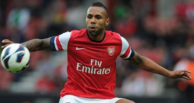 Kyle Bartley: Has moved on after finding the route to the first team blocked at Arsenal