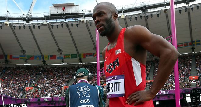 LaShawn Merritt: Successfully challenged the rule in the Court of Arbitration for Sport last year