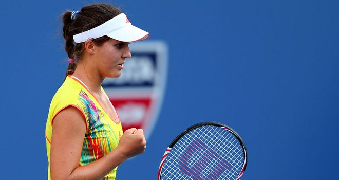 Laura Robson: Needs self-belief, according to Billie Jean King