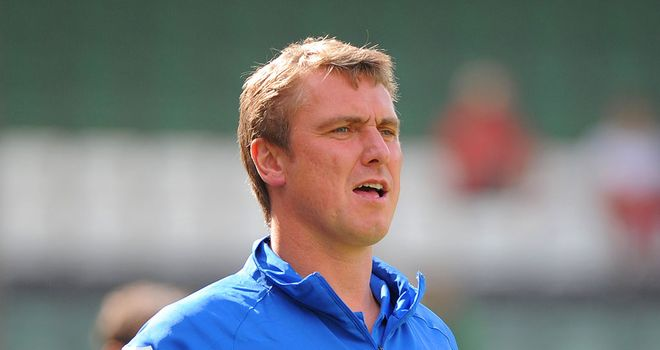 Lee Clark: Birmingham boss says the defeat at Derby was the classic 'game of two halves'