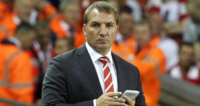Brendan Rodgers: Ready to rotate his squad for the Europa League