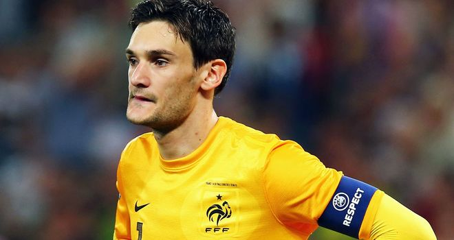 Hugo Lloris: Signed as Tottenham's long-term goalkeeper