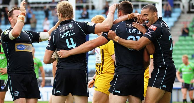 London Broncos: Made it two wins in two games in France