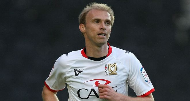 Luke Chadwick: Sidelined again