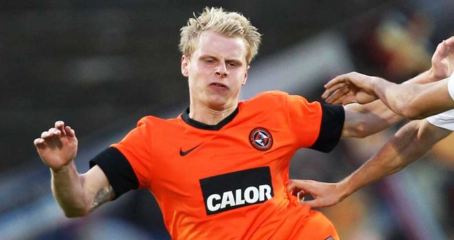 Gary Mackay-Steven: Has made rapid progress over the past 12 months