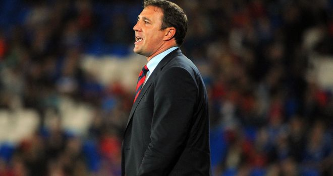Malky Mackay: Remaining grounded despite Cardiff going top of the table