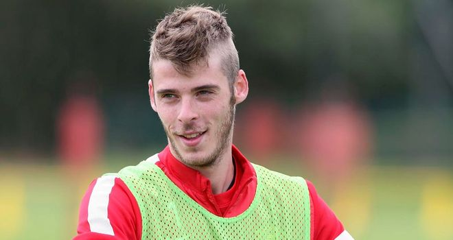 David De Gea: Manchester United goalkeeper backed to make big impact