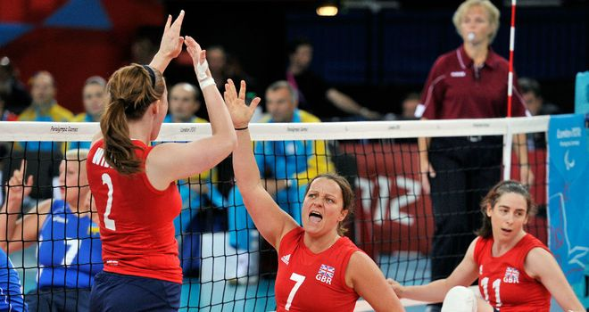 Sitting volleyball: The sport had funding completely taken away in the cuts