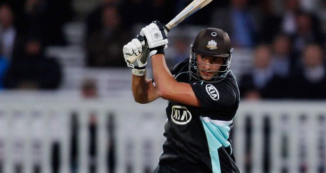 Matthew Spriegel: Swapped Surrey for Northamptonshire