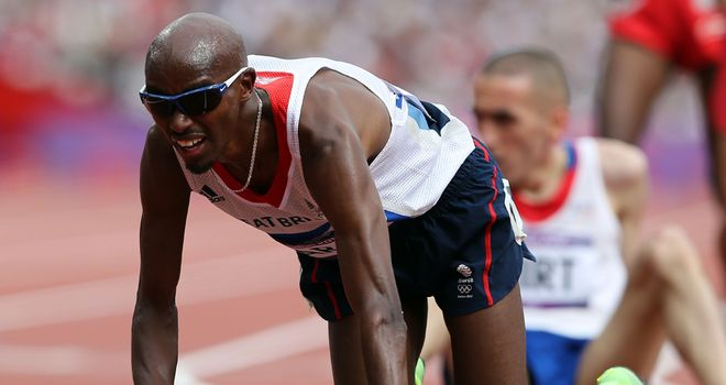 Mo Farah: Can he do the double at the London Olympics?