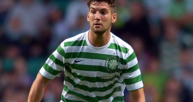 Charlie Mulgrew: Hopes to face United