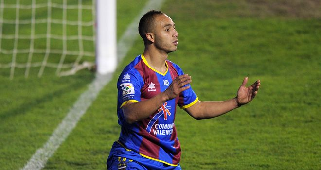Nabil El-Zhar: Scored for Levante