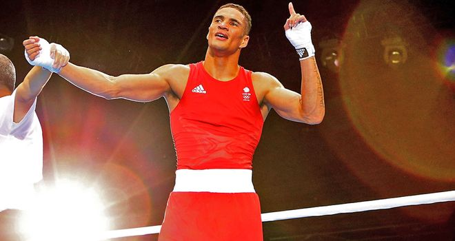 "Anthony Ogogo: Wants to go down in history as ""Britain's best ever middleweight boxer"""