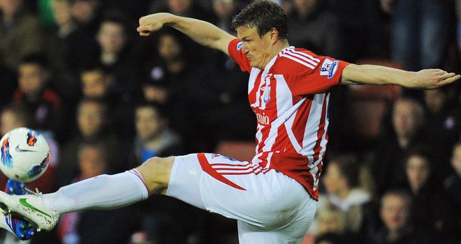 Robert Huth: Progressing well