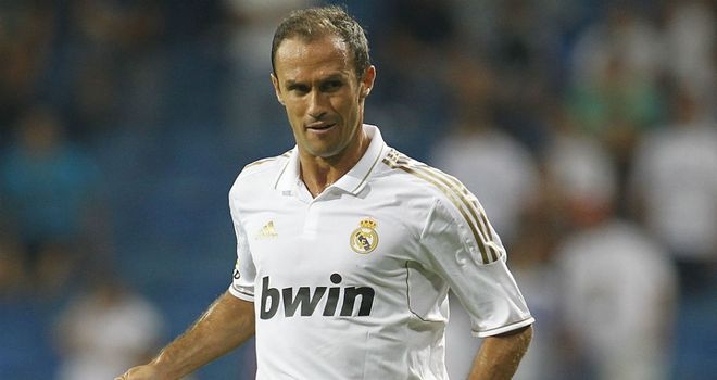 Ricardo Carvalho: Out of contract next summer and does not feature in the plans of Real Madrid