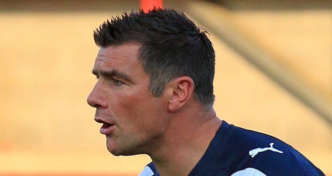 Barker: Confident that Crawley can cope