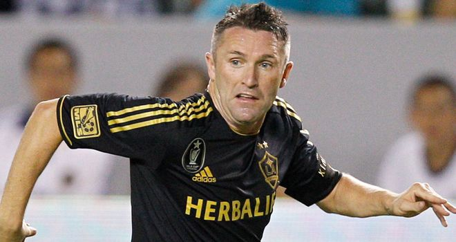 Robbie Keane: Set to link up again with his old manager?