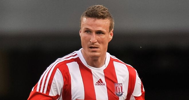 Robert Huth: The defender played the full 90 minutes of Stoke's 1-1 draw against Reading