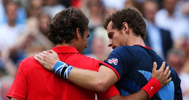 Roger Federer: Murray can be next No 1