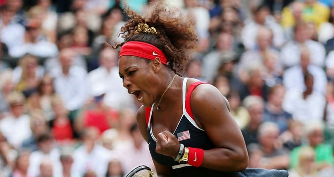 Serena Williams: Easy win over Sharapova