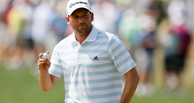 Sergio Garcia: Delighted to be back in the European Ryder Cup team