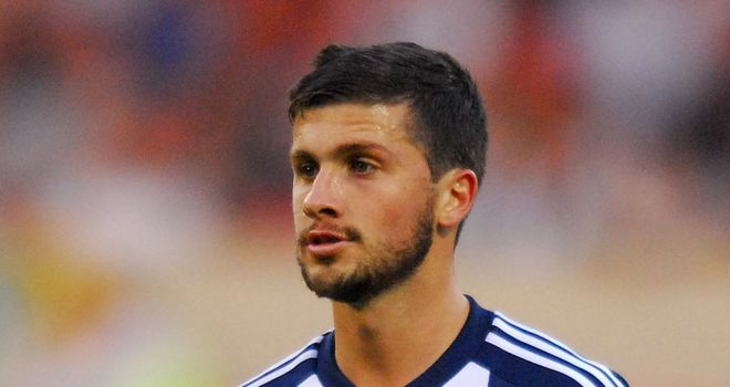 Shane Long: West Brom striker has vowed not to celebrate against his old club Reading if he scores
