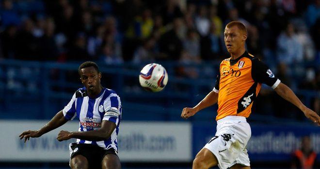 Jose Semedo (l): Sent off against Bolton