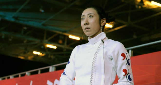 Shin A Lam: Part of Korea team who took silver in the women's team epee