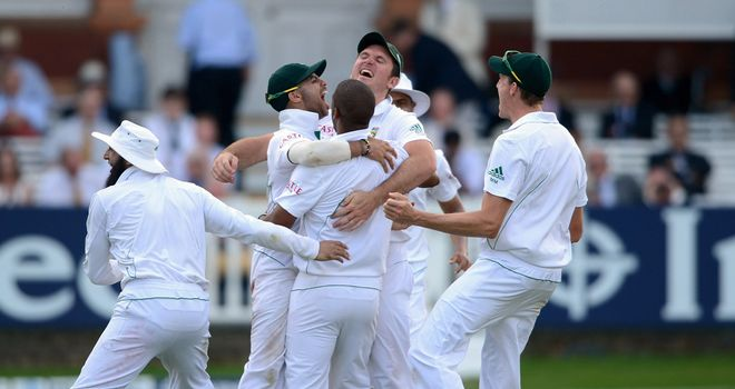 South Africa: new top dogs in Test cricket