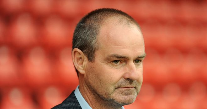 Steve Clarke: Is not expecting any major transfer business before deadline