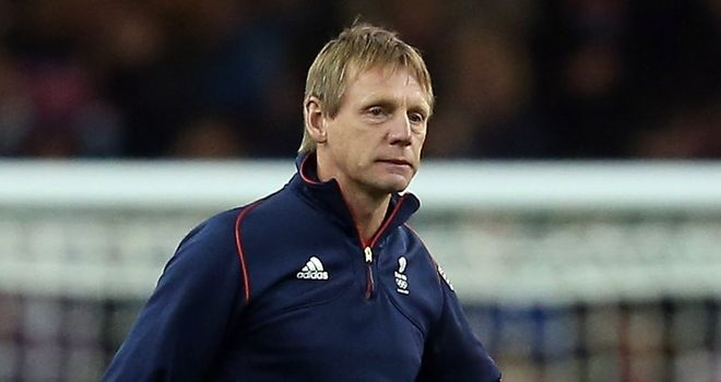 Stuart Pearce: Will see his current deal expire after the 2013 European U21 Championship