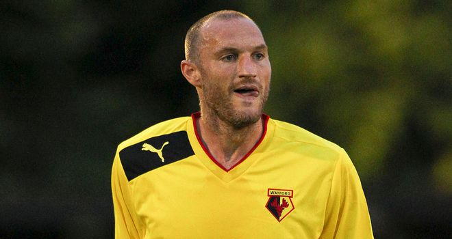 Martin Taylor: Leaves Vicarage Road after making 95 appearances.