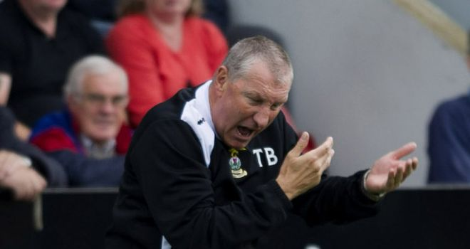 Terry Butcher: Thrilled with stunning win at Celtic