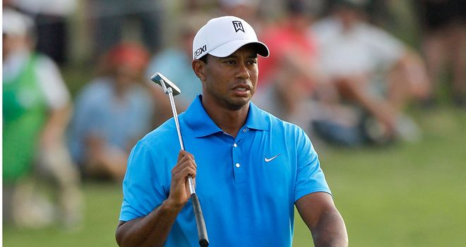 Tiger Woods: Hoping to land 15th major at Kiawah Island