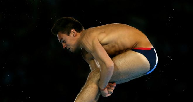 Tom Daley: Finished 15th in preliminary competiton on Friday