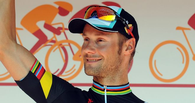 Tom Boonen: Has pulled out of the Tour of Qatar