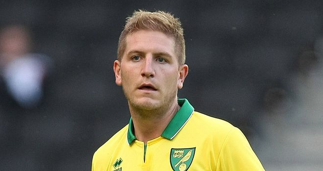 Michael Turner: Endured a tough start to his Norwich career