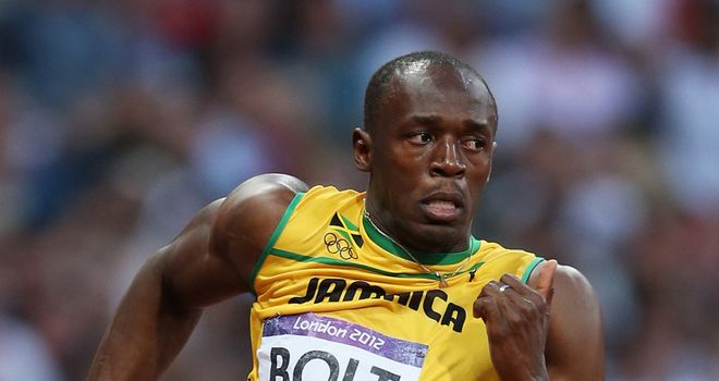 Bolt: Through to the final of the 200m