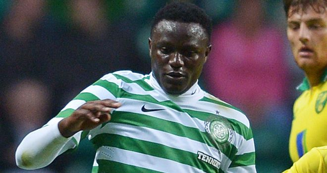 Victor Wanyama: Being linked with Manchester United and Arsenal