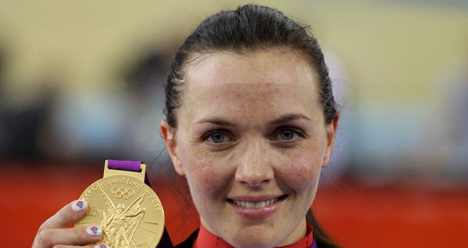 Victoria Pendleton: Back on top of the world after team sprint woe