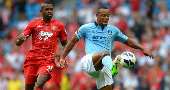 Vincent Kompany: Manchester City captain is ready for the challenge of the Champions League