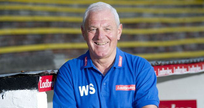 Walter Smith: Looking forward to new challenge at Ibrox