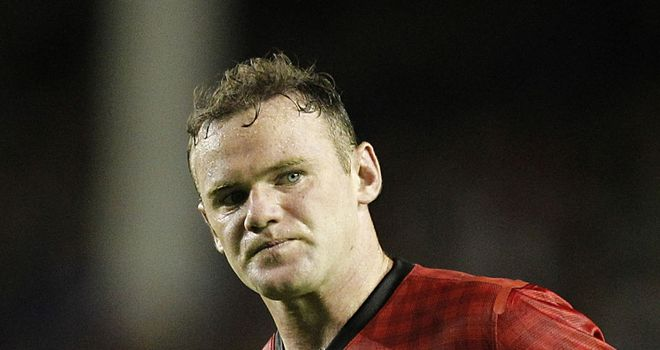 Wayne Rooney: Remains an important part of Manchester United's future plans