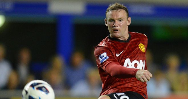 Wayne Rooney: Has to work hard to keep himself in shape and in his manager's good books