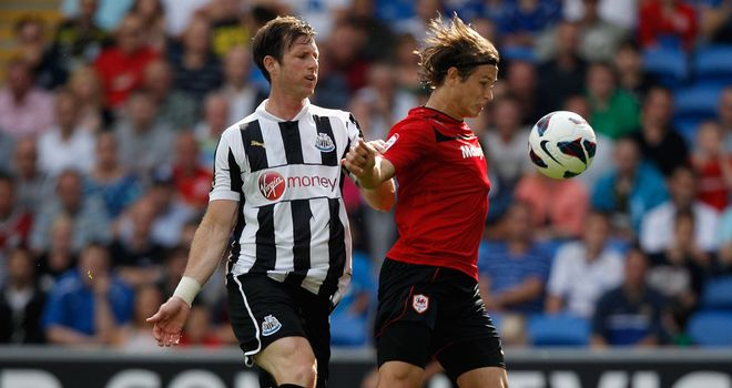 Etien Velikonja: Cardiff striker scored against Newcastle in pre-season but has made just two substitute appearances