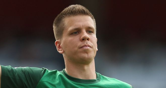 Wojciech Szczesny: Ruled out of Arsenal's Champions League opener