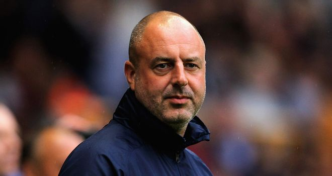 Keith Hill: Satisfied with a point